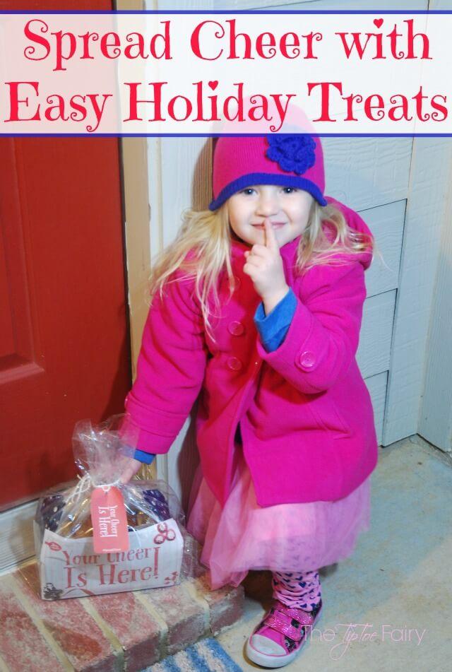 #SpreadCheer with Easy Holiday Treats w @BettyCrocker! #ad https://ooh.li/c6335e1 #cookies #christmas