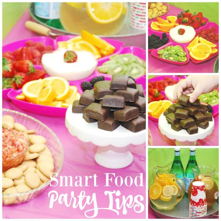 Smart Food Tips for Your Next Party