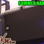 Peavey RBN Series Speakers (Ribbon) & SUBS - Summer NAMM 2016