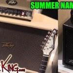 Peavey Amp Update - Piranha, Cabs, Vypyr Pro 100, etc.  Summer NAMM 2016