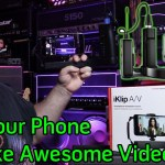 iKlip A/V - Use your Phone to make AWESOME VIDEOS