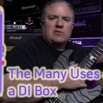 The Many Uses of a DI Box.  Feat. Donner DI Demo.