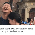 World Youth Day Proposal: Jonathan & Apple