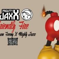 Friendly Fire By Jason Freeny X Mighty Jaxx