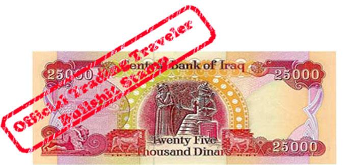 Iraqi Dinar Revaluation Scam: Exposed CenterLC