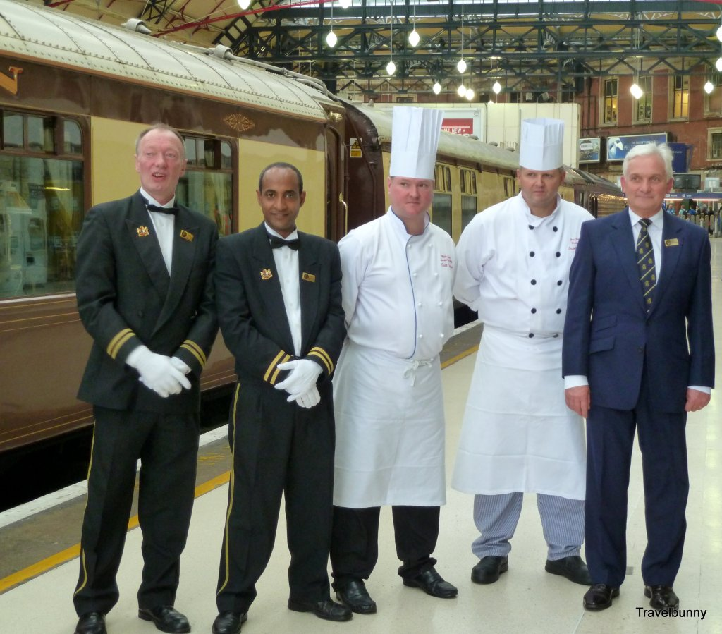 Vintage Travel with Orient Express