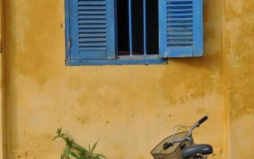 Friday Photo – Hoi An Window