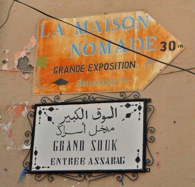Grand Souk, Taroudant