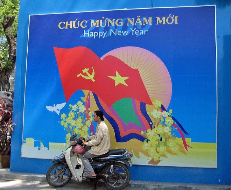 New Year, Ho Chi Minh City