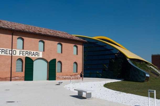 Casa Enzo Ferrari, Modena