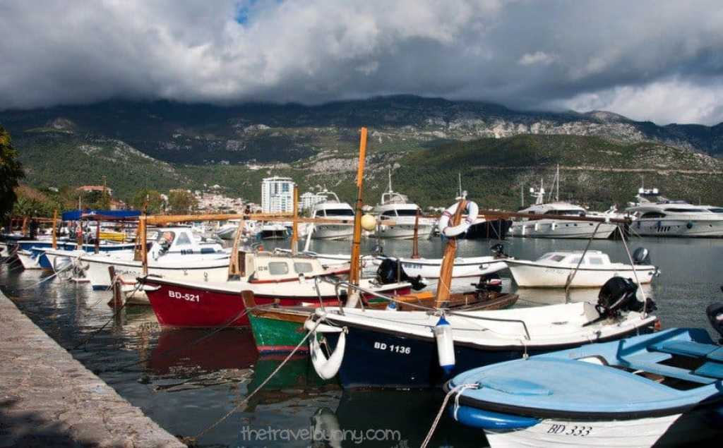 Budva Harbour
