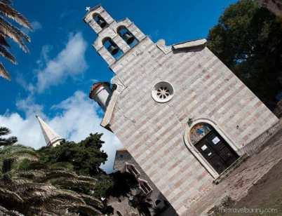 Church of Holy Trinity, Budva