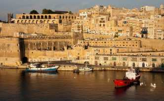 The Grand Harbour, Malta
