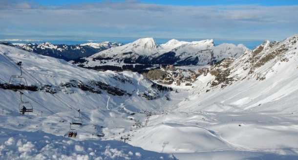 Avoriaz, The French Alps