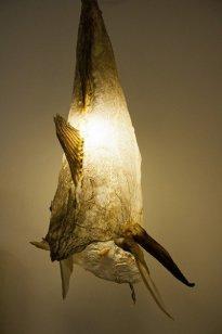 Fish Skin Lamp