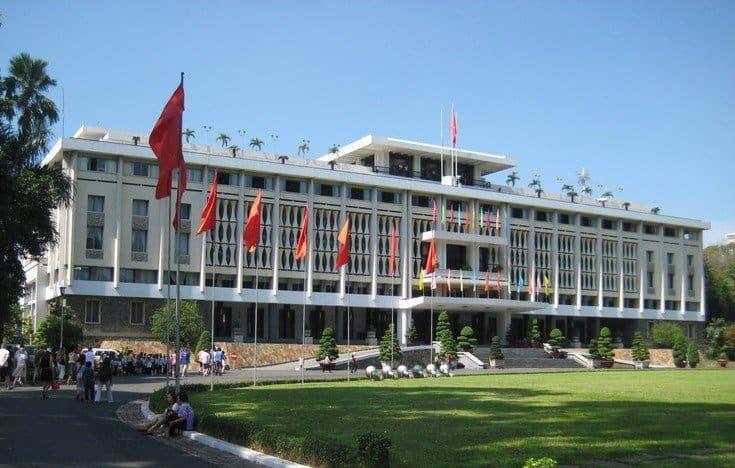 Reunification Palace, Saigon