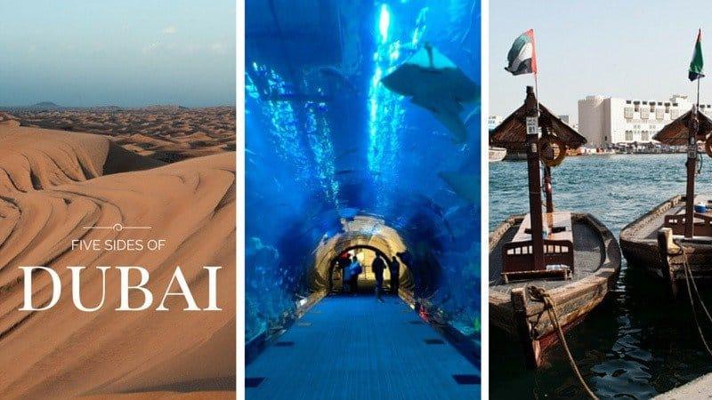Five Sides of Dubai