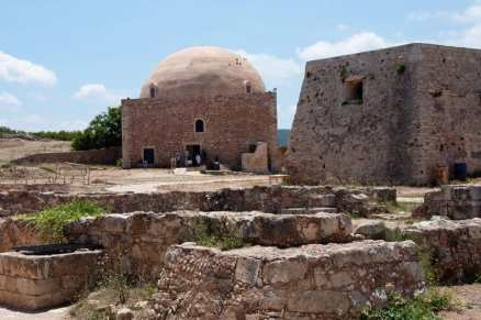 Mosque at Rethymno Fortress