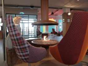 Icelandair Reykjavik Marina Hotel Lobby
