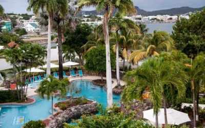 Ocean Terrace Inn – Kittitian Colour in Basseterre