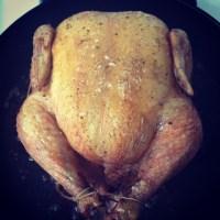 C's Stellar Roast Chicken