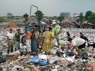 When would slum areas in Bangkok, Manila and Jakarta be ...