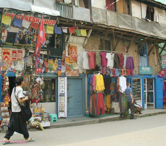 kathmandu love the traveloguer