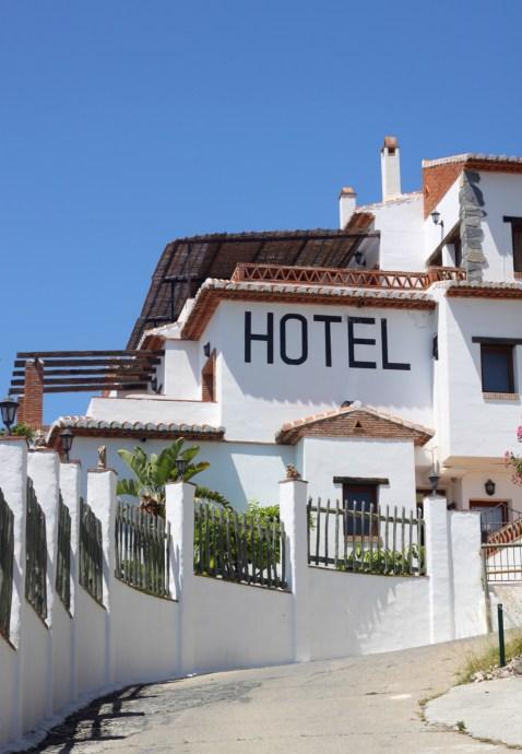 Nerja hotel - the traveloguer travel blog