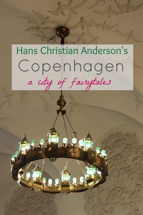Hans Christian Andersen's Copenhagen - a city of fairytales