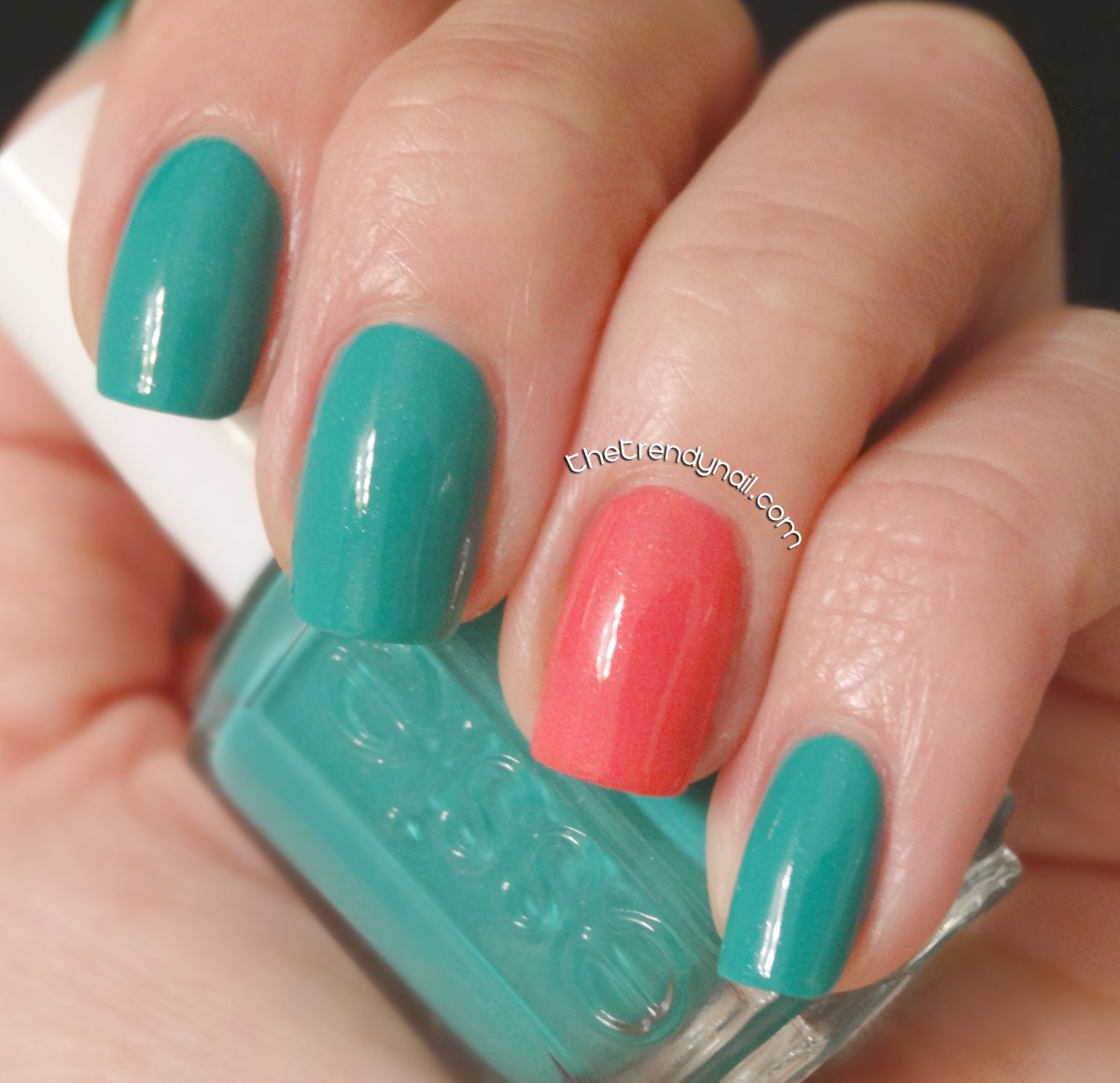 Rock The Boat with Essie's Naughty Nautical Collection