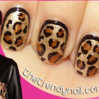 NAIL ART TUTORIAL: Inspired by Escada Pre Fall 2014 Collection