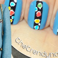 NAIL ART TUTORIAL: Moschino Pre Fall 2014