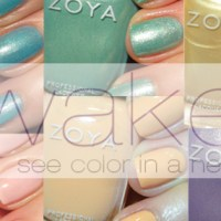 NAIL POLISH REVEALED: FEATURING ZOYA SPRING 2014