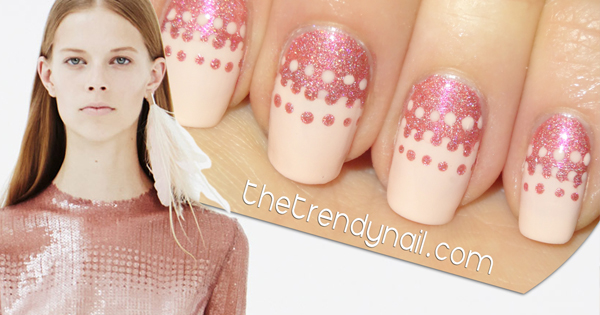 TUTORIAL THURSDAY: SPRING NAIL ART INSPIRED BY PEDRO LOURENCO