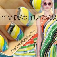 VIDEO TUTORIALS: HOW TO NAIL ART