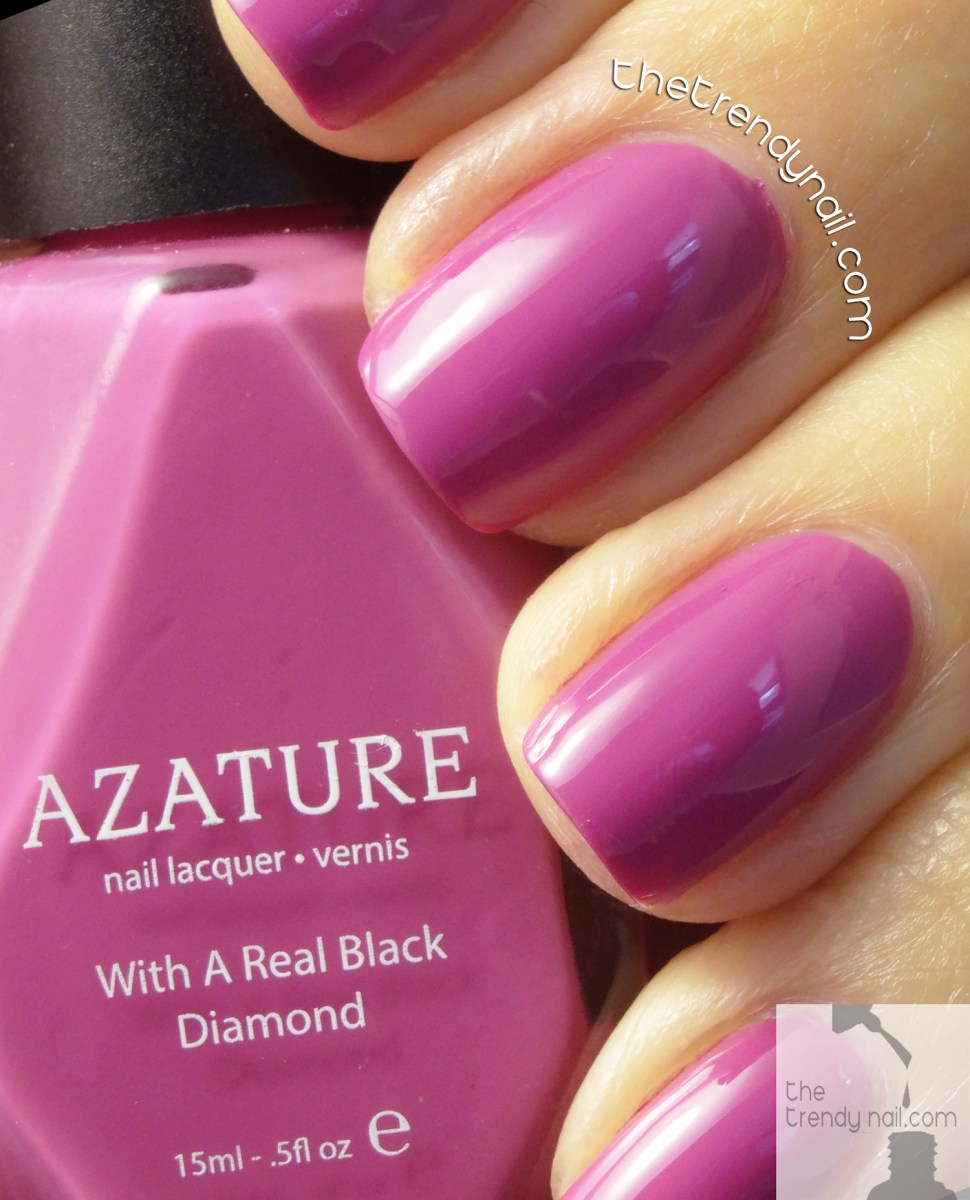 Azature Lavender: Swatches & Reviews