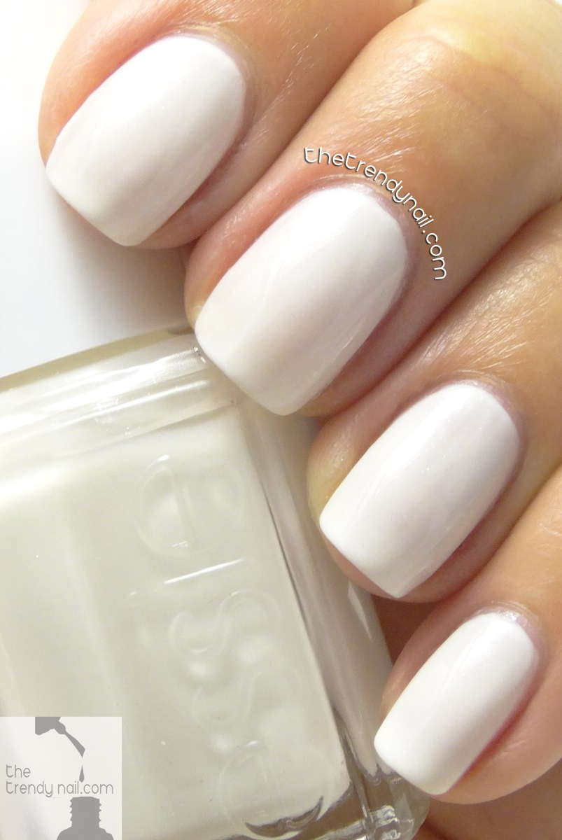NAIL POLISH REVEALED: ESSIE SHE SAID YES