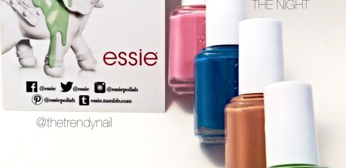 Essie Resort 2016