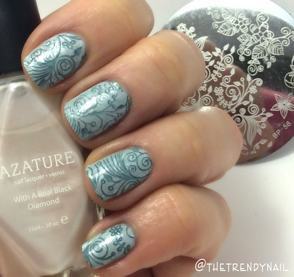 Nail Stamping: Born Pretty Store Stamping Plate Demo
