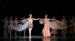 "The Pennsylvania Ballet Company performed ""A Midsummer's Night Dream,"" the collaborative work of Shakespeare, Balanchine, and Mendelssohn, at the Academy of Music from March 7 to March 17."