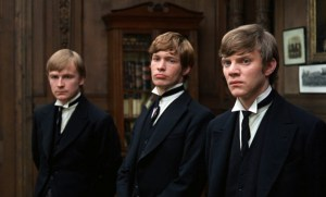 "Malcom McDowell, made famous from Stanley Kubrick's ""A Clockwork Orange,"" first appeared in ""If...."" as Mick Travis, a British boarding school student. Along with two friends, Travis leads a violent rebellion against the school's faculty, or ""Heads of the House.""  Photo courtesy Bonjour Tristesse."