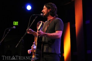 "Ajon Brodie The Triangle Matt Nathanson (pictured) played at XPN's Musicians on Call benefit on Feb. 20. Playing his hit songs such as ""Come On Get Higher,"" Nathanson headlined the event."