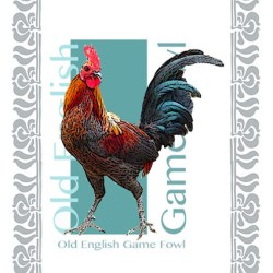 OE Game Fowl T Towel