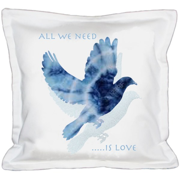 Love Dove Cushion