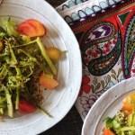 unsqgreenmarket salad