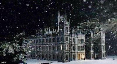 Crikey! Thoughts on the Season 2 Finale of DOWNTON ABBEY ...