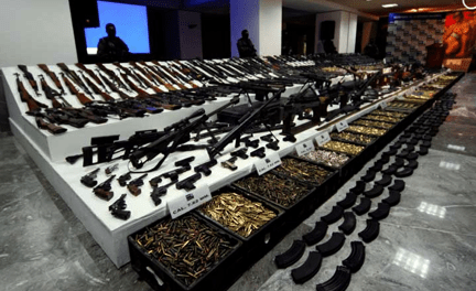 Study: A quarter million US guns are smuggled into Mexico every year – CSMonitor.com