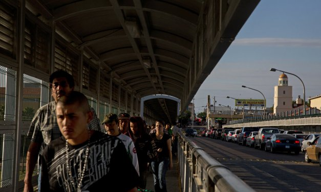Deep Ties, Tested on Mexico's Border – NYTimes.com