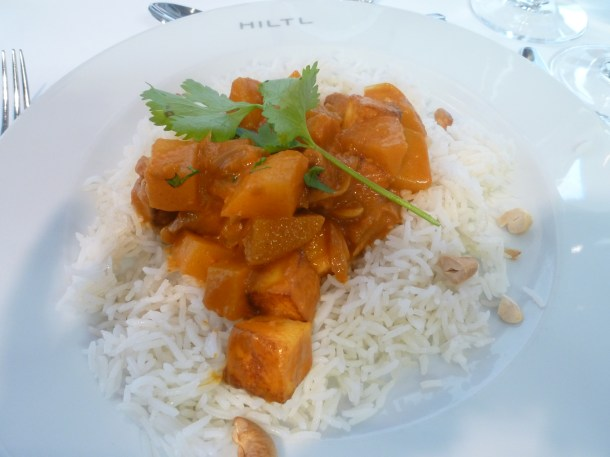 Karhai Paneer (photo: Sarah Gibbons)