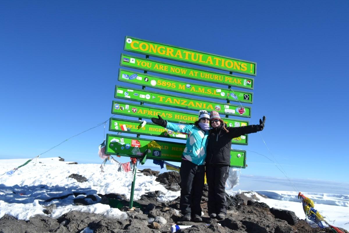 Packing list Kilimanjaro